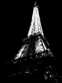 eiffel tower by Liza Bishop/Kent Morris