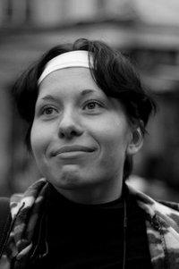Anastasia Babyrova. picture ⓒ Novaya Gazeta (www.novayagazeta.ru)