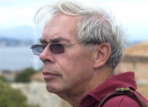 Author John Kay