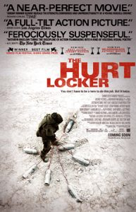 Hurt Locker u.s. poster