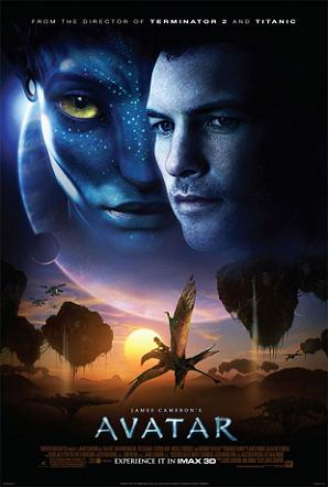 "Avatar"" the known future rolls toward us"