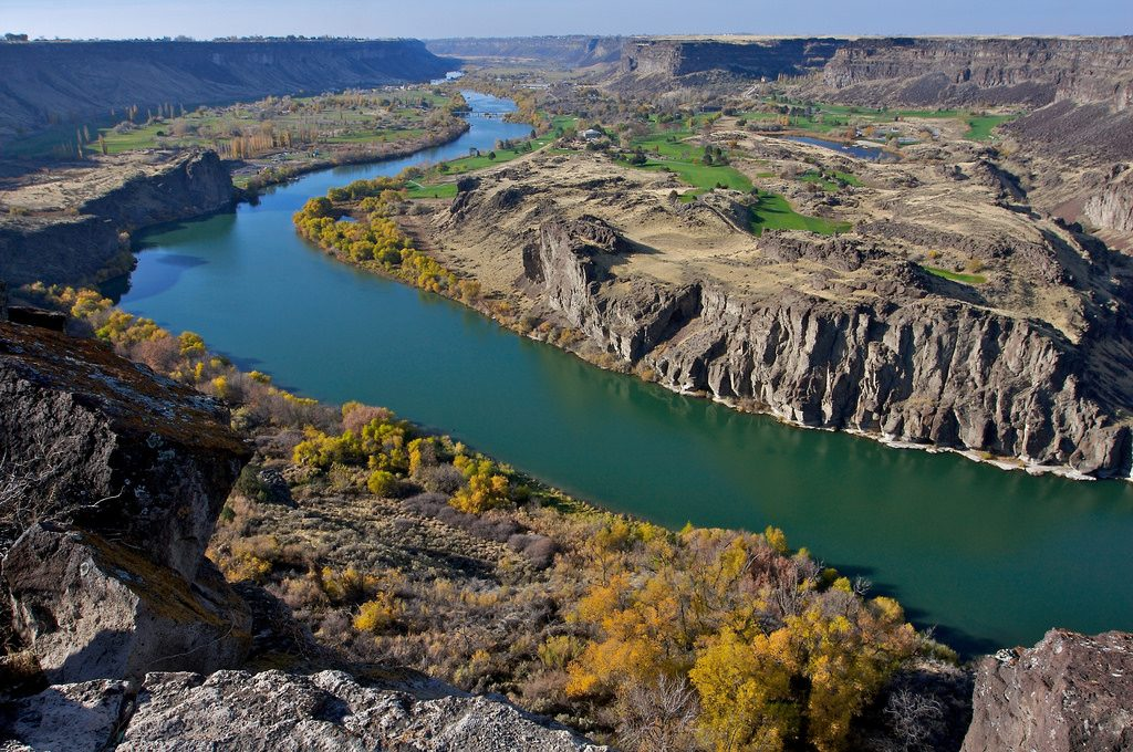 Idaho's Snake River