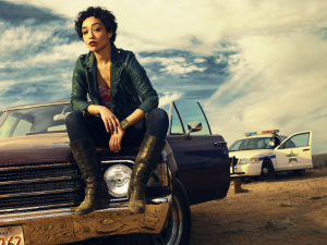 Ruth Negga as Tulip O'Hare.