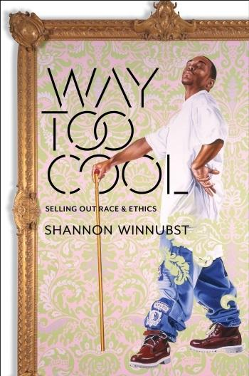 The cover of Way Too Cool, featuring a Black man strutting with a cane.