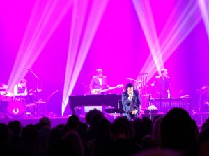Nick Cave and the Bad Seeds in concert