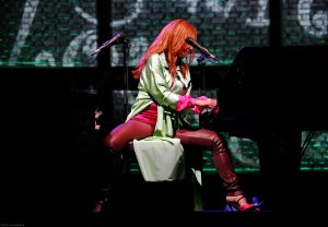 Tori Amos live in performance