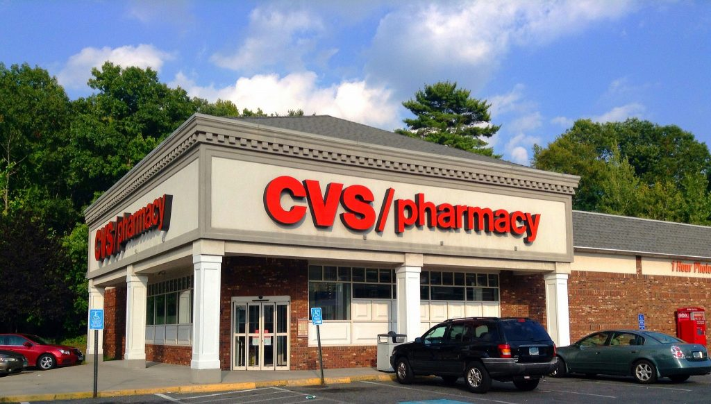 A CVS pharmacy
