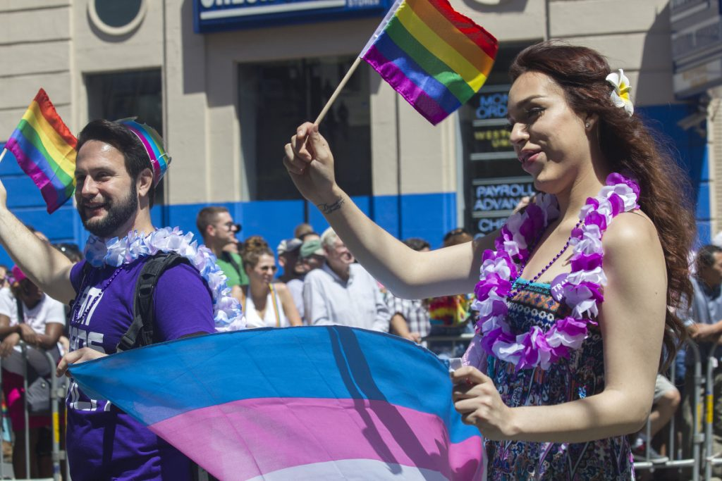 9 steps to being a good trans ally if you're cis and flawed