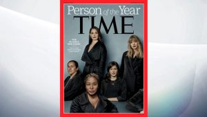 The Silence Breakers cover of Time Magazine