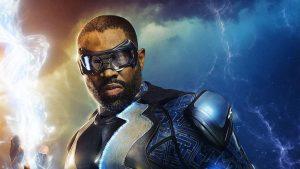Black Lightning on the CW.