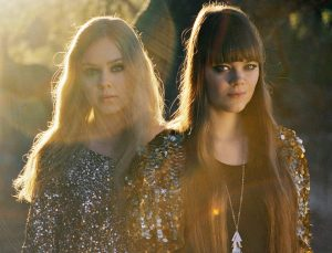 The members of First Aid Kit
